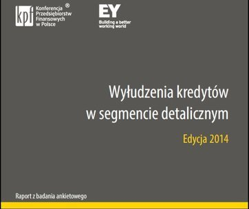 W pierwszej połowie 2014 mogło dojść do wyłudzenia ponad miliarda zł kredytów detalicznych - szacują eksperci biorący udział w badaniu EY oraz KPF
