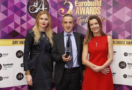 EY firmą roku z sektora doradztwa podatkowego i finansowego w Polsce według magazynu Eurobuild