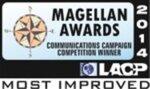 Teaser Złota statuetka Magellan Awards 2014 dla Proama