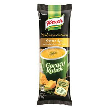 Rozkosze Podniebienia Gorący Kubek Knorr - ten smak Cię uwiedzie