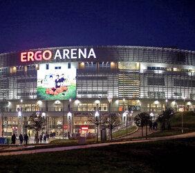 ERGO ARENA na dłużej z ERGO Hestią: Ubezpieczyciel podpisał umowę na prawa do nazwy hali