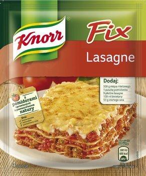 Fix Lasagne Knorr - włoski smak na polskim talerzu