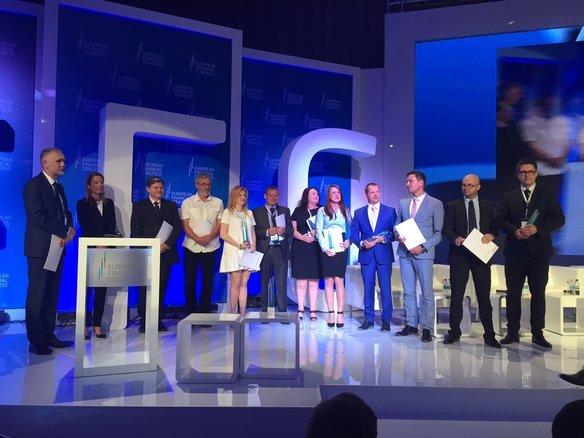 Znamy laureatów konkursu Ministra Środowiska Projekt: Przestrzeń
