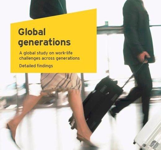 Raport EY: Pokolenie millenialsów bardziej wyczulone na niesprzyjające czynniki pracy i skłonne do zmiany zatrudnienia niż wcześniejsze generacje