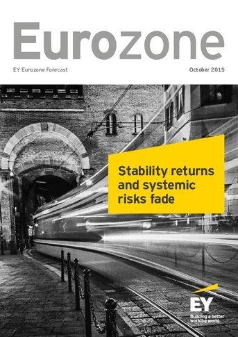 Strefa euro wciąż na fali wznoszącej – prognoza ekonomiczna EY i Oxford Economics