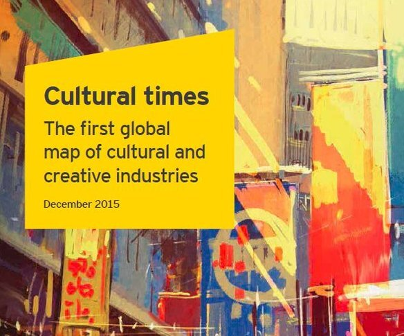Kultura i branża kreatywna to silni gracze na światowym rynku gospodarczym