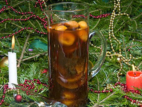 Suszone owoce  - aromatyczni bohaterowie świąt