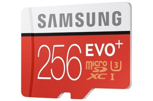 Samsung Electronics wprowadza kartę microSD EVO Plus 256 GB