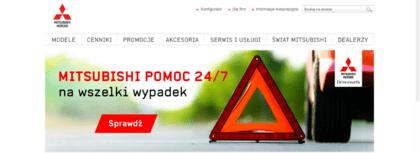 MMC Pomoc - nowy program opieki assistance dla użytkowników Mitsubishi