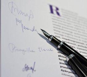 ERGO Hestia podpisała Kartę Różnorodności