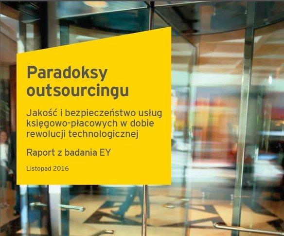 Badanie EY: Bezpieczeństwo ponad wszystko. Tym kryterium kieruje się 99 proc. firm przy wyborze firmy outsourcingowej