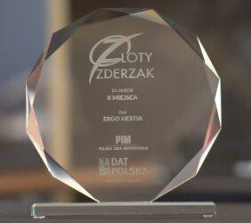 """ERGO Hestia czwarty raz z rzędu na podium w konkursie """"Złoty Zderzak"""""""