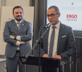 ERGO Hestia jako pierwszy ubezpieczyciel przyjęła Standard Minimum Programu Etycznego