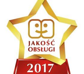 ERGO Hestia z Gwiazdą Jakości Obsługi 2017