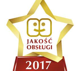 ERGO Hestia uhonorowana Gwiazdą Jakości Obsługi 2017