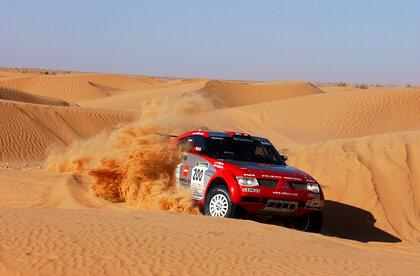 Dwukrotny zwycięzca Dakaru przyjedzie do Poznania!