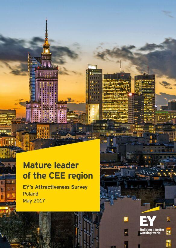Raport EY: Inwestorzy ankietowani przez EY potwierdzają wysoką atrakcyjność inwestycyjną Polski