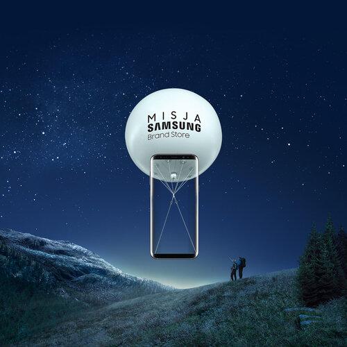 Misja stratosfera – Samsung Galaxy S8 poleci w kosmos