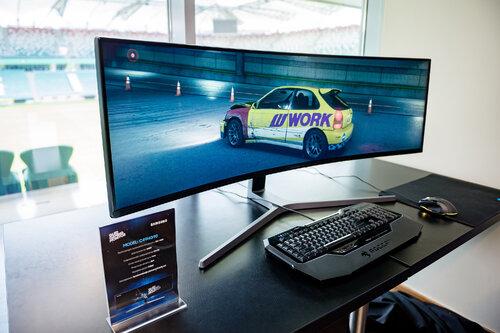 Nowe zasady gry: Samsung wprowadza na rynek pierwsze monitory do gier QLED HDR