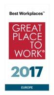 teaser EY wśród najlepszych miejsc pracy w Europie