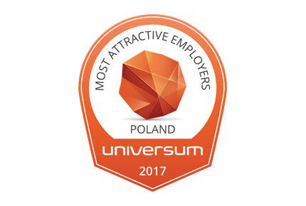 Samsung Electronics Polska w rankingu najlepszych pracodawców 2017