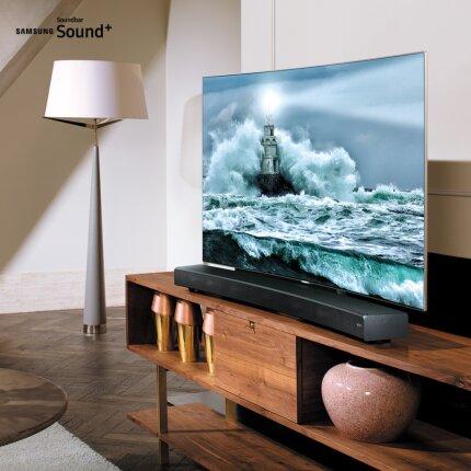 HW-MS6500 - zakrzywiony soundbar Samsung z linii Sound+