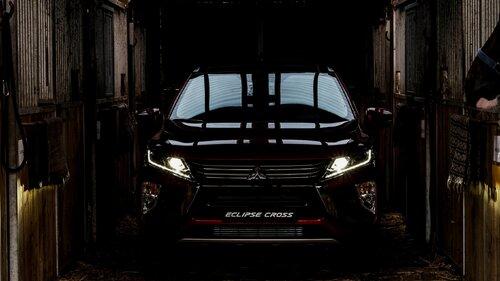 Mitsubishi Eclipse Cross rozpoczyna nową legendę