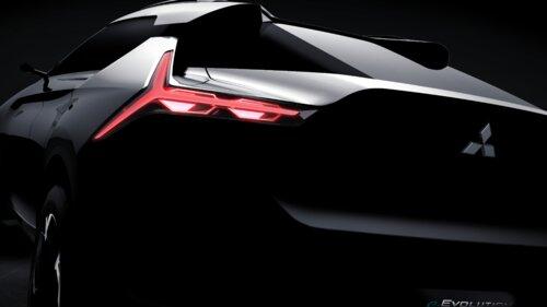 Światowa premiera Mitsubishi Motors podczas Tokyo  Motor Show