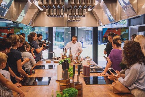 Kulinarne emocje w Cook Story by Samsung