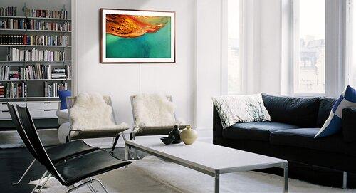 Sztuka wkracza do domu z telewizorem Samsung The Frame