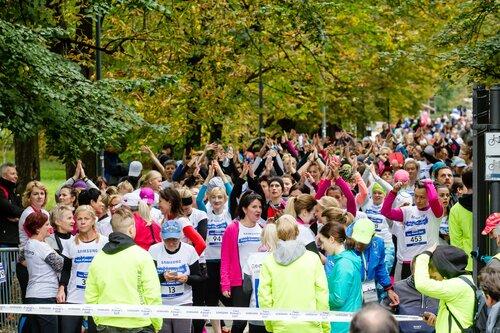Wielki sukces kobiet podczas Samsung Irena Women's Run