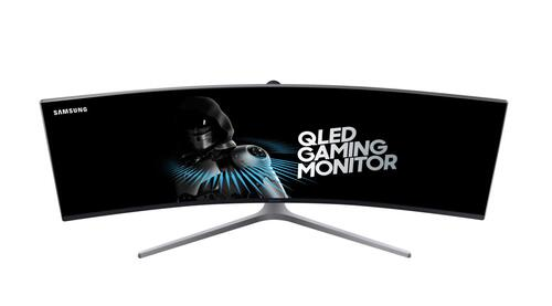 Samsung QLED Gaming Monitor na Warsaw Games Week