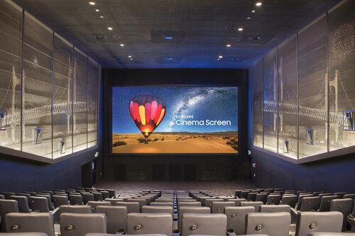 Samsung Electronics wprowadza pierwszy ekran Cinema LED Screen w Azji Południowo-Wschodniej