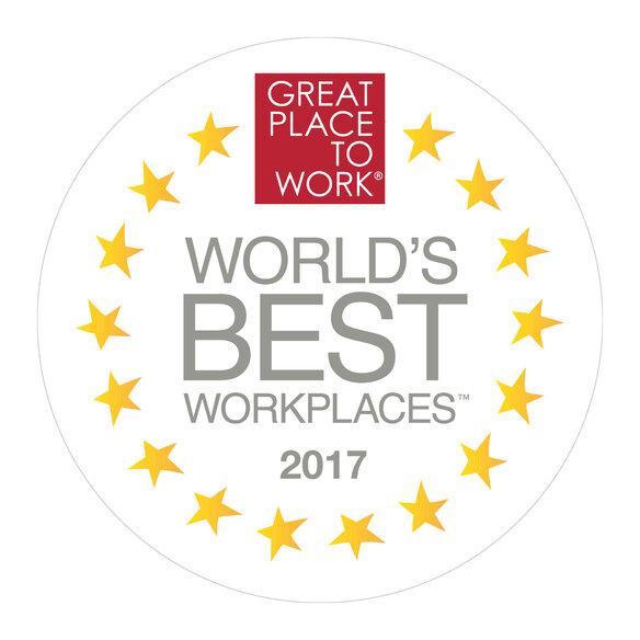EY wśród najlepszych miejsc pracy na świecie
