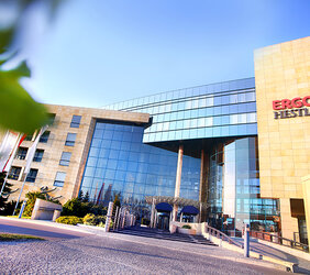 Centrum ubezpieczeń korporacyjnych międzynarodowej grupy ERGO w Sopocie. W styczniu rusza strategiczny projekt.
