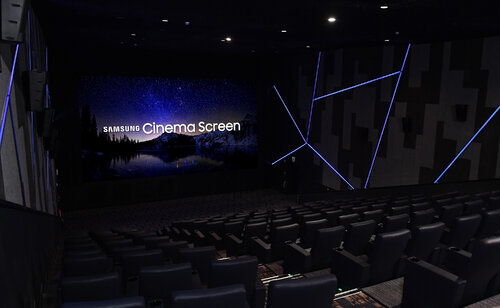 Samsung Cinema LED: Kinowa technologia przyszłości LED zawita do Europy