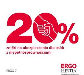 Specjalna oferta ERGO Hestii z okazji Międzynarodowego Dnia Osób Niepełnosprawnych