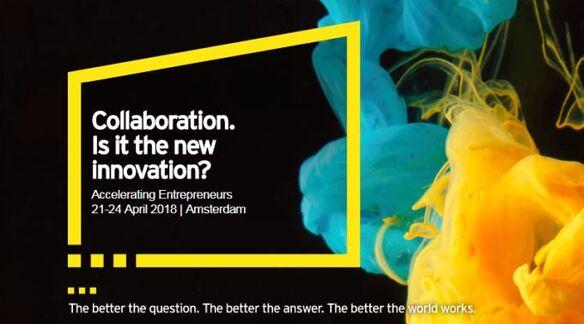 Rusza program EY Accelerating Entrepreneurs dla innowacyjnych start-upów z całego świata. Zgłoś się już dziś!