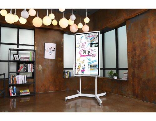Samsung Flip – interaktywny cyfrowy flipchart, który zmieni oblicze spotkań biznesowych