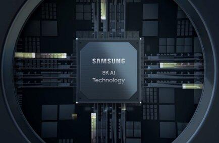 Technologia Samsung AI umożliwia konwersję wszystkich treści wideo do rozdzielczości 8K