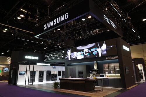 Samsung prezentuje na targach KBIS 2018 zaawansowane technologicznie urządzenia do zabudowy