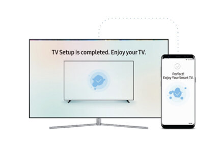 Samsung Smart TV dopasuje się do stylu życia użytkownika