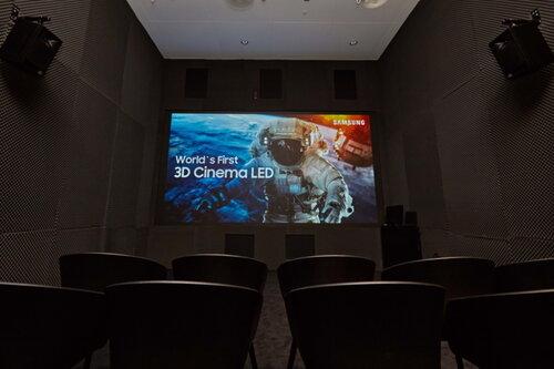 ISE 2018: Samsung prezentuje pierwszy na świecie ekran 3D Cinema LED