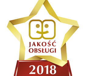 ERGO Hestia z Gwiazdą Jakości Obsługi 2018