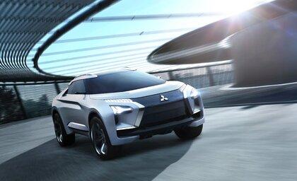 Podwójna premiera Mitsubishi w Genewie