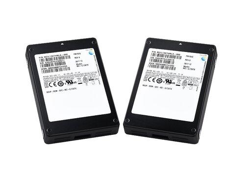 Samsung Electronics rozpoczyna masową produkcję najpojemniejszych dysków SSD – 30,72 TB