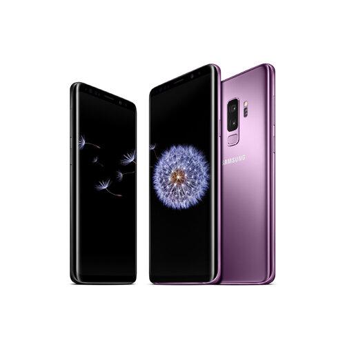 Samsung Galaxy S9 i S9+: rekordowa przedsprzedaż smartfonów