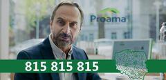 Teaser Proama powraca z reklamą