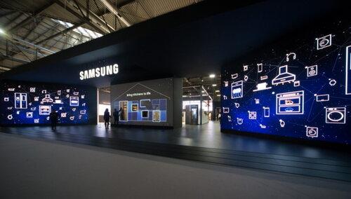 Samsung prezentuje najnowsze inteligentne urządzenia na targach EuroCucina 2018