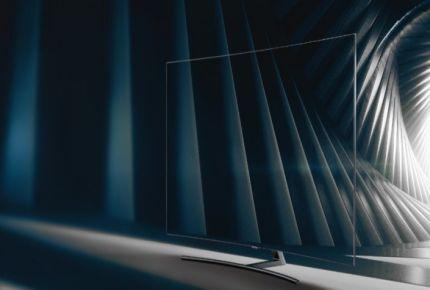 Samsung pierwszy na światowym rynku telewizorów wielkoformatowych